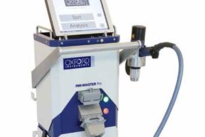 Espectrometría de chispa